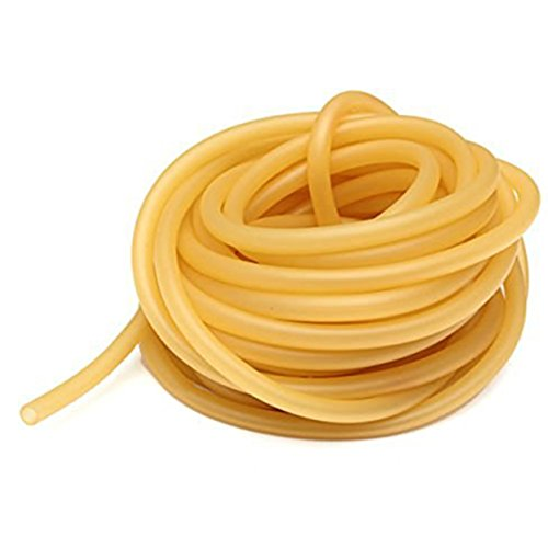 Yosoo New 6x9mm Natural Latex Rubber Band Rubber Hose for Slingshot Catapult Tube Elastic Parts 3m