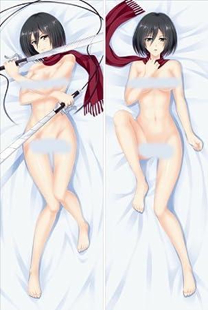 Nude mikasa Mikasa_Ackerman