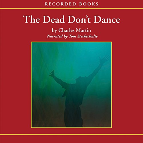 The Dead Don't Dance audiobook cover art