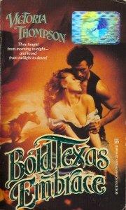 Bold Texas Embrace