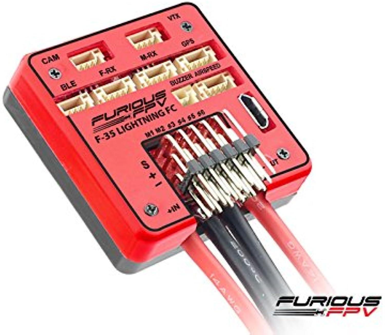 FuriousFPV F-35 Lightning Flight Controller + OSD + Current Sensor B079YKT84L Niedrige Kosten    Spielzeugwelt, spielen Sie Ihre eigene Welt