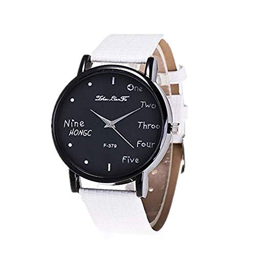Relojes de Mujer Relojes de Moda Relojes de Pulsera Estudiantes Populares Masculinos y Femeninos niños Reloj de Cuarzo Reloj de Pareja