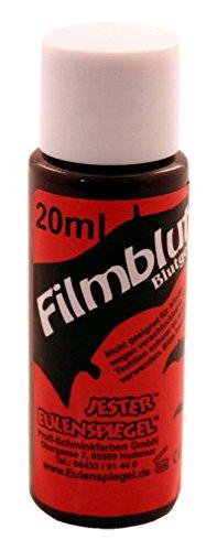 Eulenspiegel Film Blut hell, 1er Pack (1 x 20 ml)