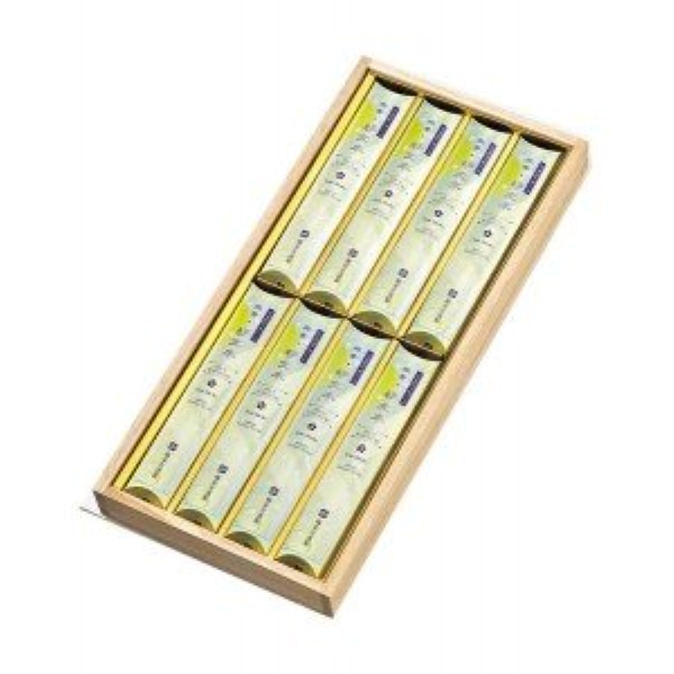 チョークレオナルドダ落ち着く微煙微香好文木短寸バラ8箱詰桐箱