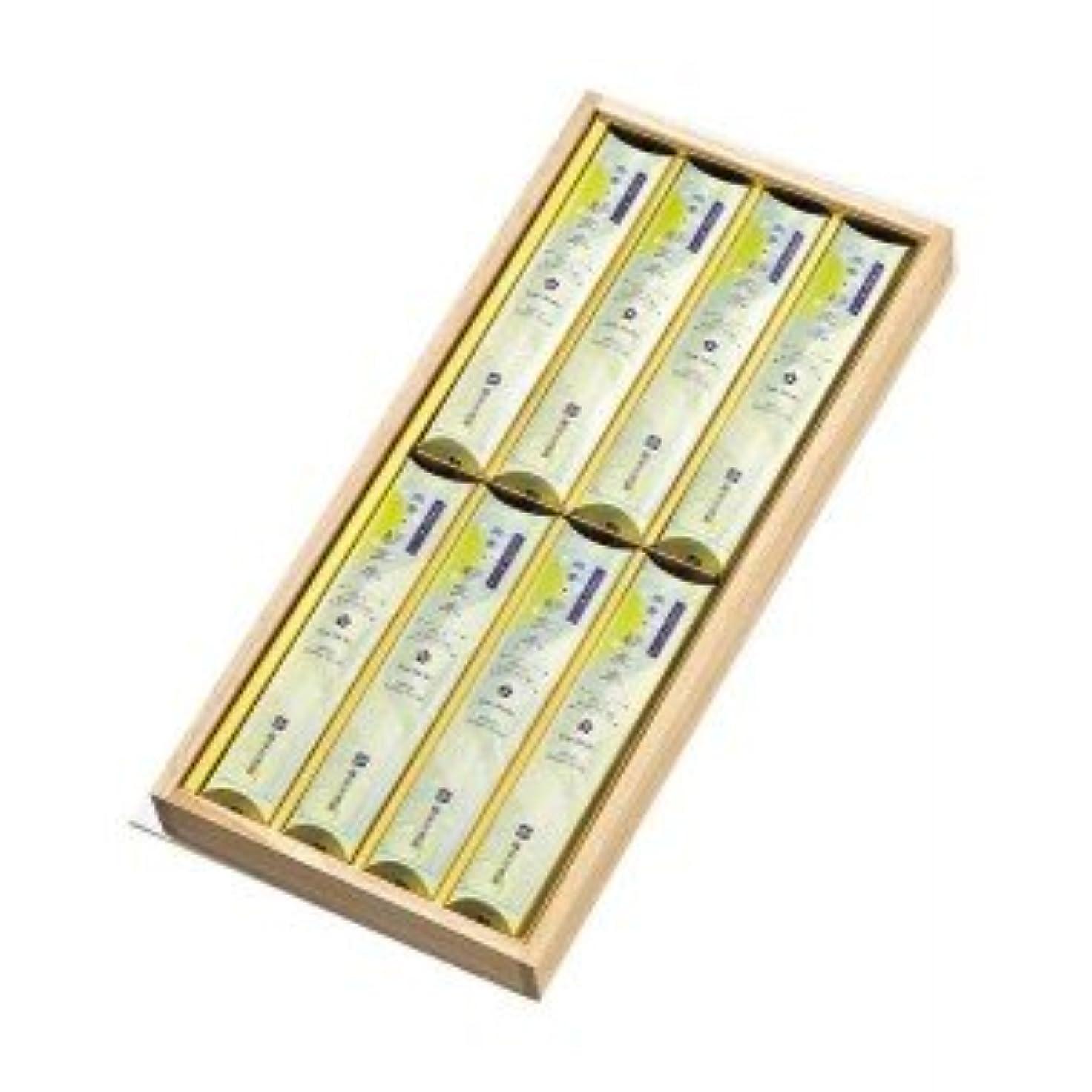 ナットリー解釈的微煙微香好文木短寸バラ8箱詰桐箱