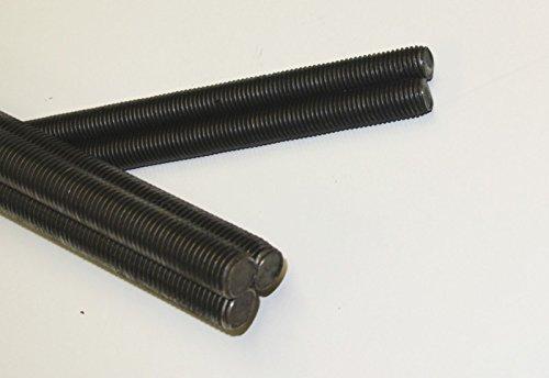 1 Stk Gewindestange DIN 975 Stahl M8 x 1