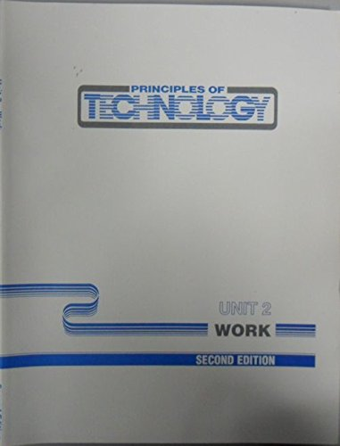Principles of Technology 2: Work