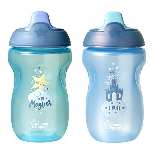 Tommee Tippee Sippee Cup, Non-Spill, BPA-Free, 9+ Month, 10 Ounce, 2 Count