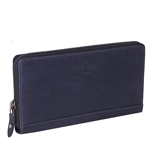 The Chesterfield Brand Nova Ladies Purse Navy