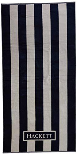HKT by Hackett Bengal Hkt Jqd Tow Toalla, Azul (NAVY 595), Talla única para Hombre