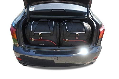 KJUST Kit de Bolsas 4 pcs Compatibles con Lexus IS 2005-2012 para Maleteros