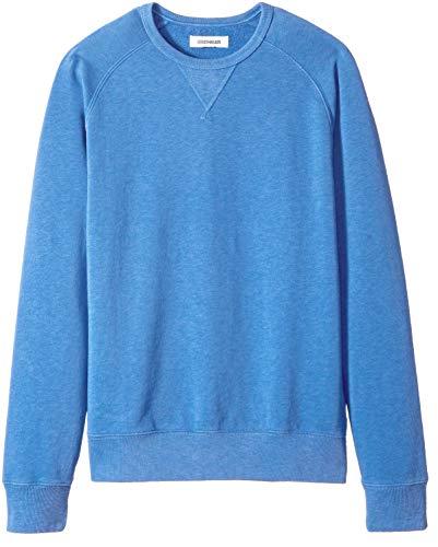 Marchio Amazon - Goodthreads Crewneck Fleece Sweatshirt Novelty-Athletic-Sweatshirts, Scarpette a Strappo Voltaic 3 Velcro Fade-Bambini, US (EU XS)