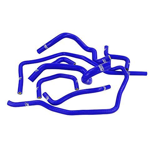 Mishimoto Silicone Intercooler Tuyau Kit-s/' adapte Impreza Sti 2001-2006 Bleu