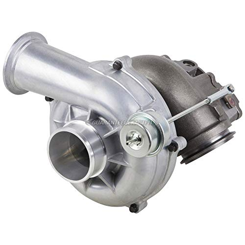 Turbo Turbocharger For Ford F250 F350 Super Duty Excursion 7.3L PowerStroke 1999 2000 2001 2002 2003 Replaces GTP38 - BuyAutoParts 40-30078AN New
