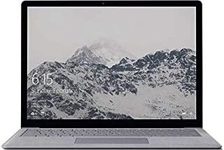 Microsoft Surface Laptop - Intel Core i7-7660U, 13.5-Inch Touch, 512GB SSD, 16GB, Eng-Arb-KB, Windows 10S, Platinum