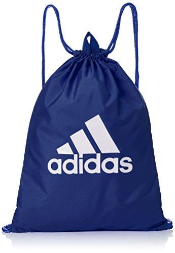 adidas 2018 Sacca, 45 cm, Blu (Tinmis/Blanco)
