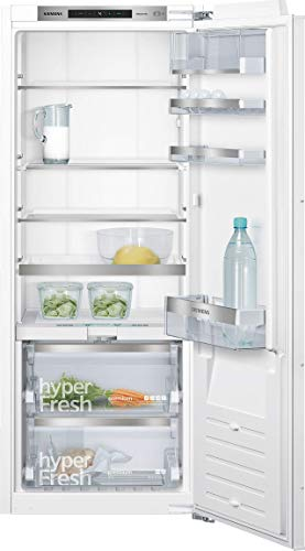 Siemens KI51FADE0 iQ700 Einbau-Kühlschrank / E / 139 kWh/Jahr / 220 l / hyperFresh Premium 0° / LED Beleuchtung / superCooling