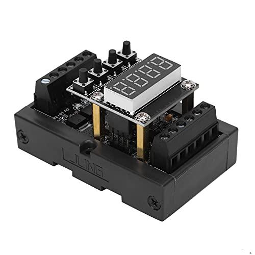 Tablero de control PLC industrial JL1N-10MTY Módulo de relé DC 10-28V Módulo de tubo digital integrado con 4 salidas Accesorios de repuesto Accesorios de repuesto