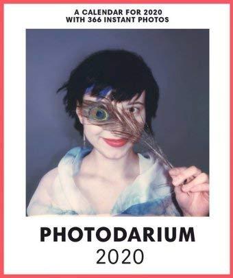 Photodarium - Kalender 2020 - Poladarium - Seltmann+Söhne-Verlag - Foto-Abreißkalender - Tagesabreißkalender mit 365 Instant-Fotos im Polaroid-Stil - 8,8 cm x 10,7 cm