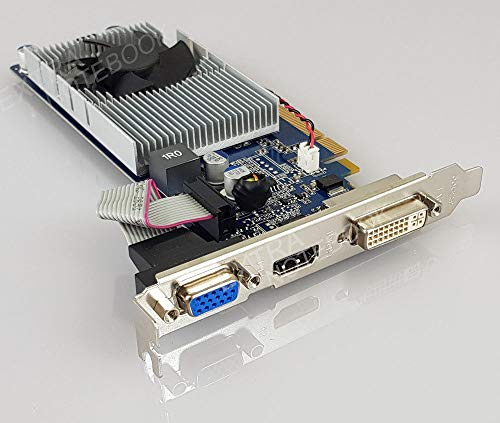 GeForce G210 NVIDIA 512MB DDR2 Grafikkarte PCI Express