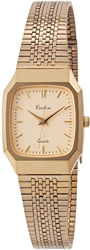 [クロトン] 腕時計 RT-167L-04 レディース ゴールド
