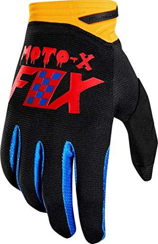 Fox Racing Dirtpaw Czarグローブ-ブラック/イエロー-M