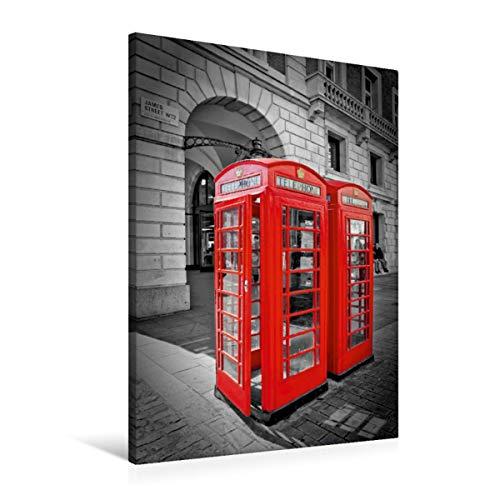 CALVENDO London Typische rote Telefonzellen