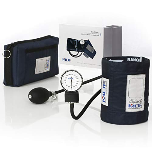 MDF® Calibra® Aneroid Sphygmomanometer - Blood Pressure Monitor -...