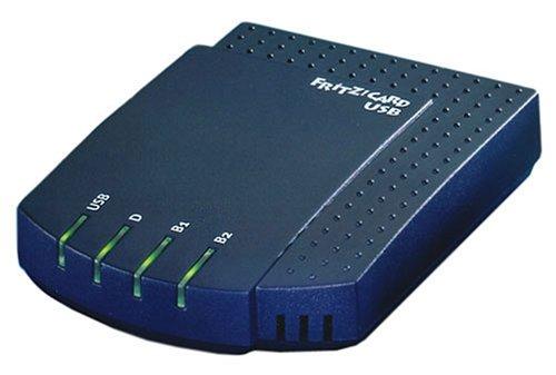AVM Fritz!Card USB V2.0 Externer ISDN-Adapter