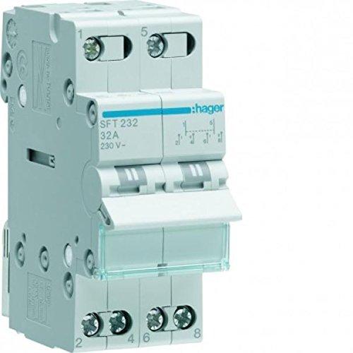 Hager SFT240 accesorio para cuadros eléctricos - Accesorios para cuadros eléctricos (230 V)