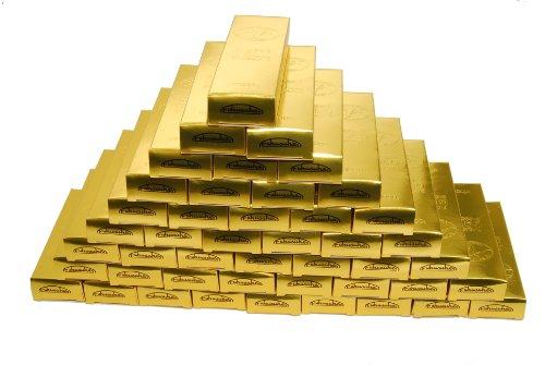 ゴールドチョコ 必ず当たる はずれなし 駄菓子屋パッケージ
