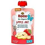 Holle Smoothie Apple Ant Manzana, Plátano Y Pera (+6 Meses) 100 g