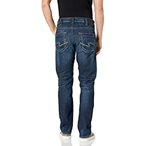 Silver Jeans Co. Men's  Relaxed Tapered Jeans