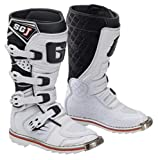 Gaerne SG-J Youth Off-Road Motorcycle Boots, White, 4