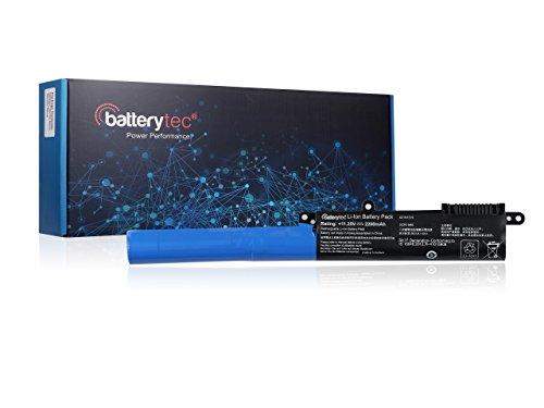 Batterytec® Batería de Repuesto para ASUS Laptop X540 Serie, ASUS X540LA X540LJ X540SA Serie, ASUS X540SC X540YA Serie, ASUS X540S Serie, A31N1519. [11.25V 2200mAh, 12 Meses de garantía]