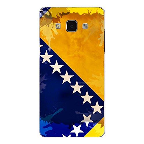 DISAGU Design Case Custodia Protettiva per Samsung Galaxy A5(2015) Custodia Cover–Motivo Bosnia Erzegovina