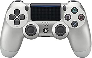 DualShock 4 Wireless Controller for PlayStation 4 - Silver [Discontinued]