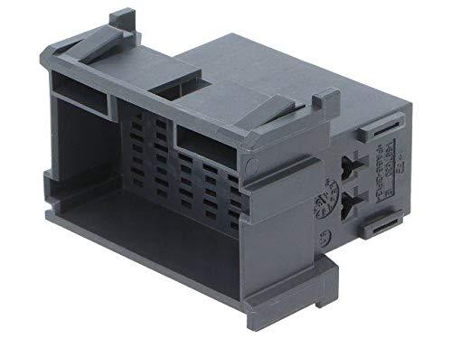 6.35 mm pitch TE Connectivity Universal MATE-N-Lok 5 Way 1 rangée connecteur mâle