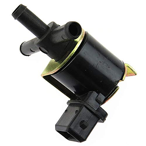 Without brand DZF-VALVES, Turbo-Boost-Steuermagnetventil fit for Passat B5 MK4 fit for Golf Dossy 1.8T Beetle A4 S4 TT 058906283C 058906283F fit for OEM N75 (Farbe : 058906283C)