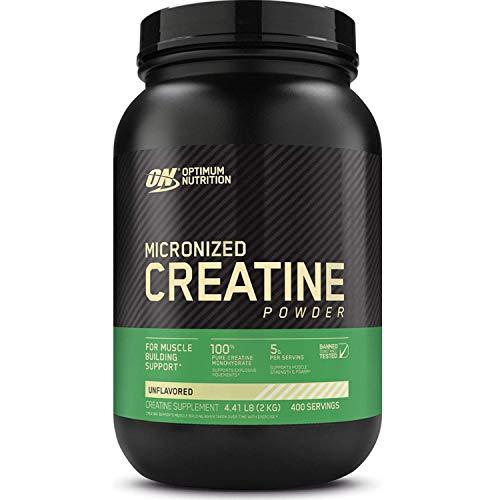 OPTIMUM NUTRITION Creatine Powder (Creapure) 2000 grams