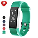 YAMAY Fitness Tracker, Fitness Watch Activity Tracker with Heart Rate Monitor, Sleep Monitor, Step...
