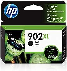 HP 902XL   Ink Cartridge   Black   Works with HP OfficeJet 6900 Series, HP OfficeJet Pro 6900 Series   T6M14AN