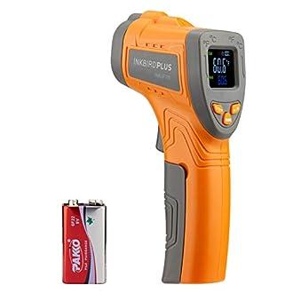 Infrarot-Thermometer Bild