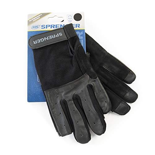 Sprenger Rigging-Handschuhe XL Black