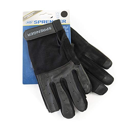 Rigging-Handschuhe L Black