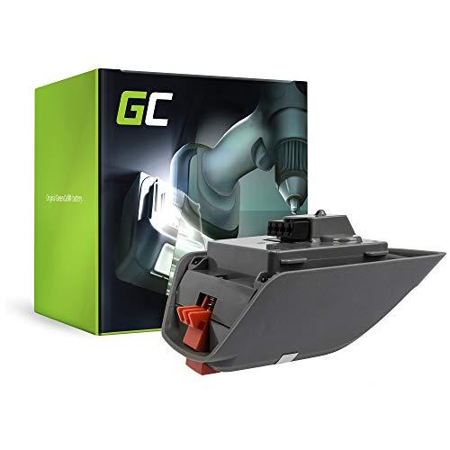GC® (2.5Ah 18V Li-Ion Zellen) 008A231 08025-00.900.07 8025-00.900.07 Akku für Gardena 8025-20 08025-20 Roll-up Automatic Li Comfort 35