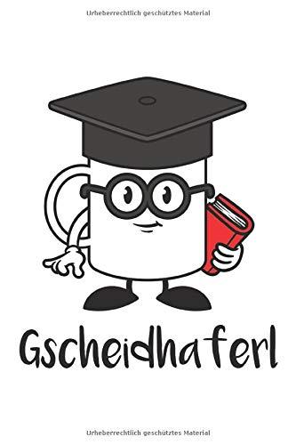 Gscheidhaferl: Notizbuch