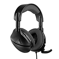 Flip-Up Mic - Turtle Beach's renowned high-sensitivity mic picks up your voice loud and clear and flips up to mute Surround Sound Ready for PC Gaming: Optimized to deliver immersive Windows Sonic for Headphones surround sound Glasses Friendly: Unique...