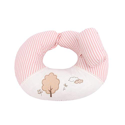 ZXLLAFT Pregnancy Pillow, Baby Maternity Nursing Cushion, Support Pillow for Lower Back Pain Relief Waist Sleep Cushion for Side, Back Sleepers,Pink