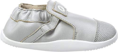 Bobux Xplorer Origin, Sneakers Basses Mixte Enfant, Argenté (Silver 1), 20 EU